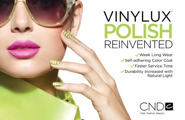 Image result for cnd vinylux promotion